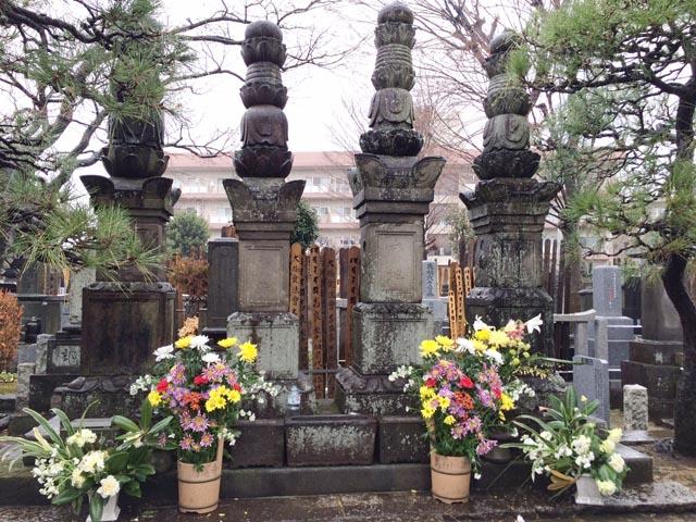 日本一有名な悪役 吉良上野介の眠る墓