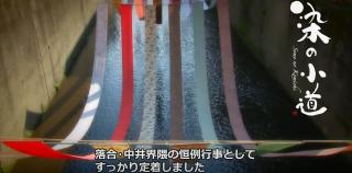 「染の小道」広報ビデオが都のコンクールで最優秀賞!