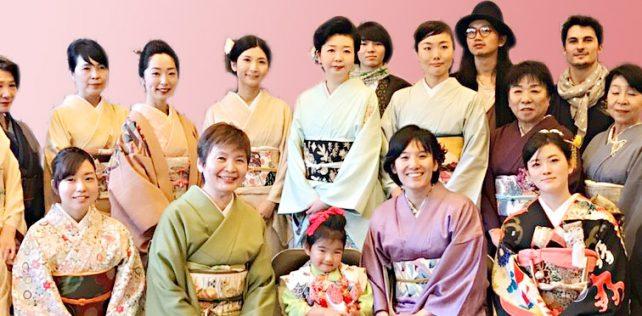 【12/19締切】着物ショーのモデル大募集!