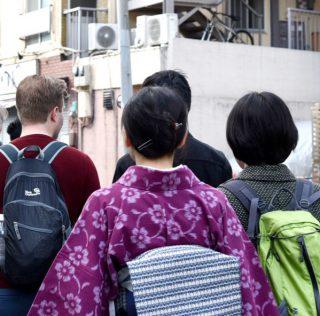 【満員御礼】染の小道「十周年満喫ツアー」!